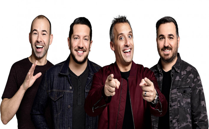 Impractical jokers allcity the kentucky center for the performing arts impractical m4hsunfo